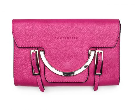 Coccinelle Pochette in leather